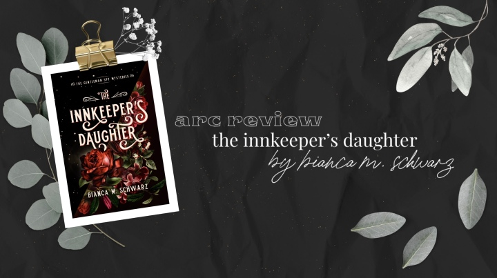 Arc Review: The Innkeeper's Daughter