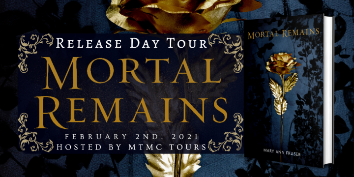 Release Day Tour: Mortal Remains