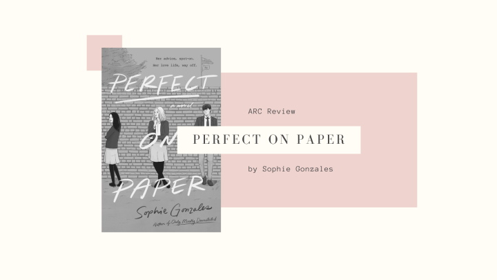 ARC Review: Perfect on Paper