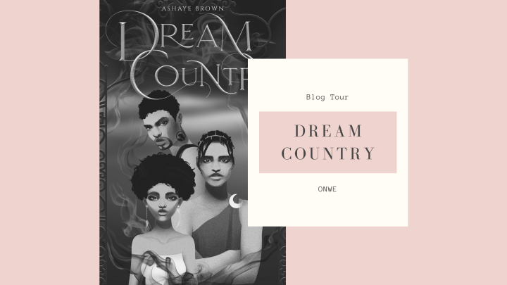 Blog Tour: Dream Country