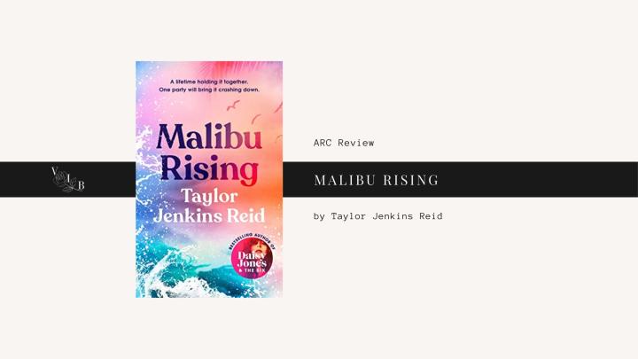 ARC Review: MalibuRising