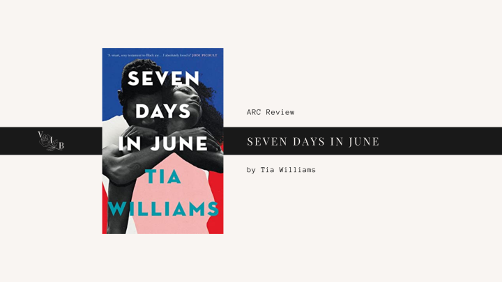 ARC Review: Seven Days inJune