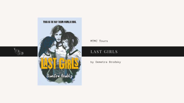 Blog Tour: LastGirls