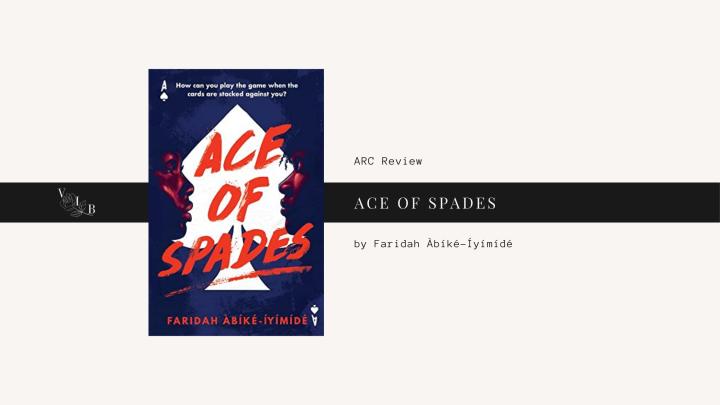 ARC Review: Ace ofSpades